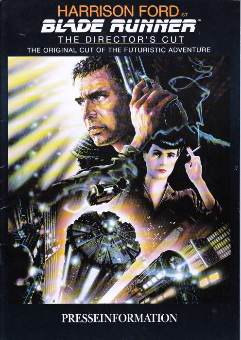 Blade Runner (Pressbook)