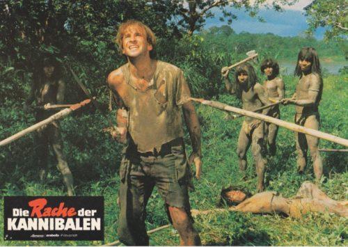 Die Rache der Kannibalen (16 Aushangfotos/ Lobbycards)