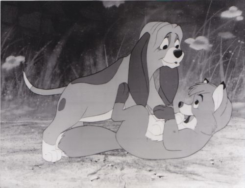 Fox and the Hound, the (4 Press Stills)