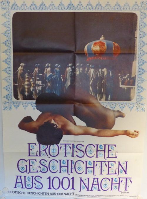 Erotische Geschichten aus 1001 Nacht (Pier Paolo Pasolini)