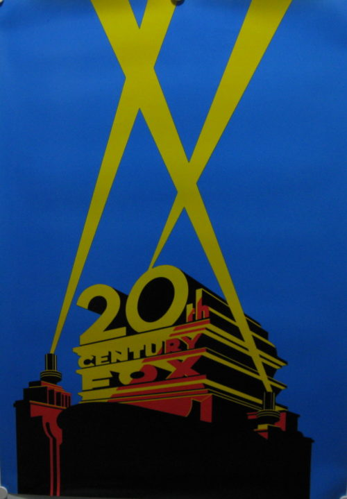 Twentieth Century Fox – One Sheet