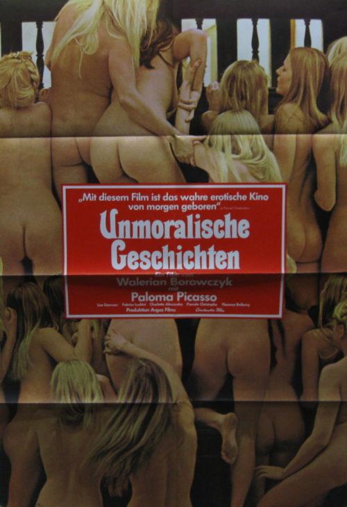 Unmoralische Geschichten