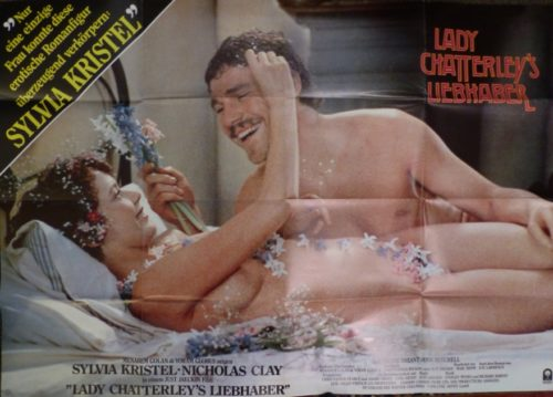 Lady Chatterley's Liebhaber (Din A0 Plakat/ Original German 2Sheet)