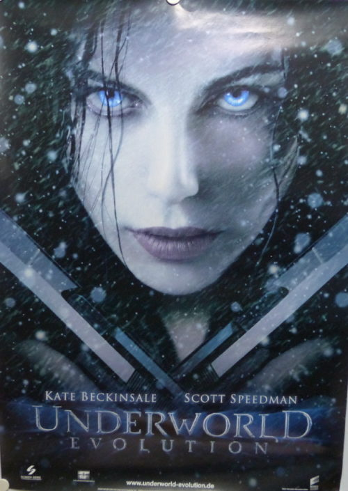 Underworld Evolution (Din A1 Plakat/ Original German One Sheet)