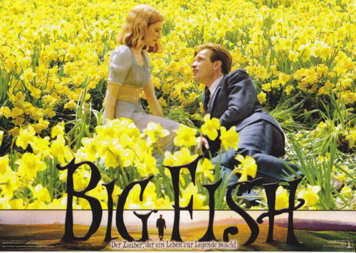 Big Fish - 10 Aushangfotos