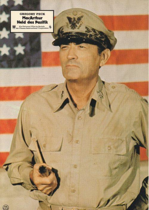 MacArthur (Germ. 1sheet)