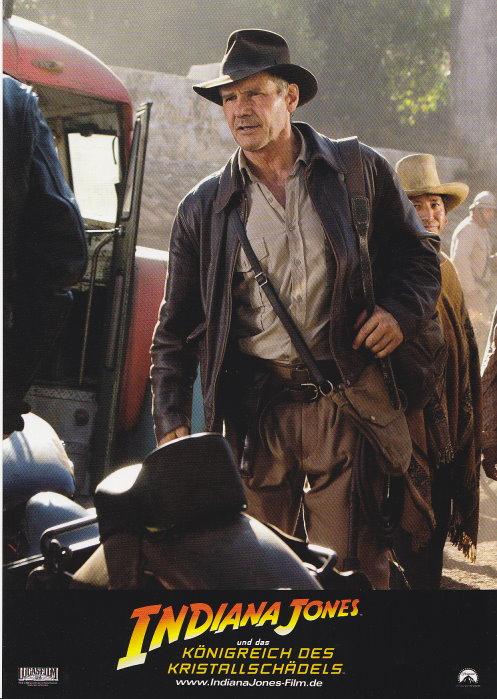 Indiana Jones und das Königreich des Kristallschädels - 4 Aushangfotos