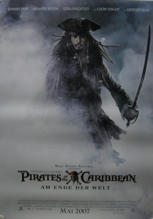 Pirates of the Carribean- At World's End