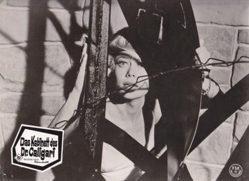 Das Kabinett des Dr. Caligari (Aushangfoto/ Lobbycard)
