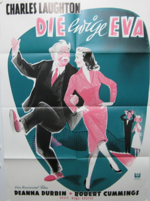 Die ewige Eva (Din A1 Plakat/ German One Sheet)