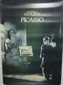 Picasso (Din A1 Plakat/ German One Sheet)
