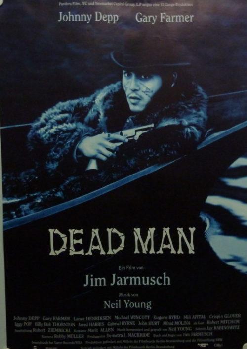 Dead Man (Germ. 1sheet)