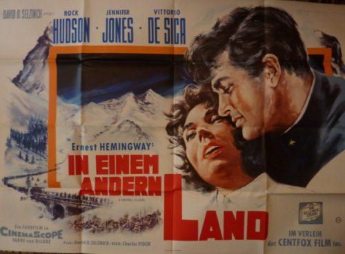In einem anderen Land (Din A0 Plakat/ German 2 Sheet)