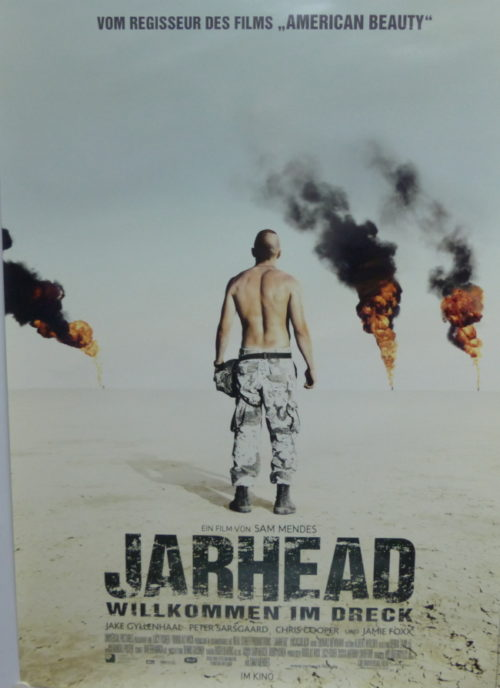 Jarhead (Din A1 Plakat/ Original German One Sheet)