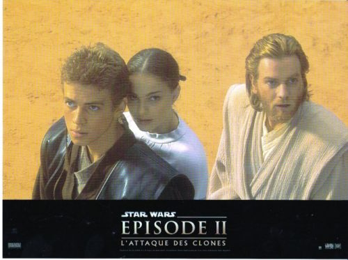 STAR WARS- EPISODE II