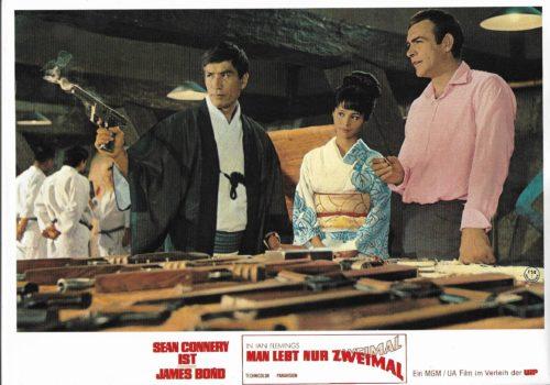 James Bond 007- Man Lebt nur zweimal